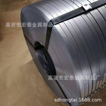 镀锌打包钢带的三种接头方式
